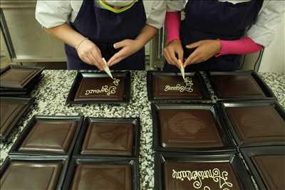 Exemple Chocolatier n°153 zone Loiret par Chocolats LADE