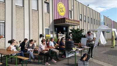 Photo Magasin bio n°160 zone Rhône par superhalle