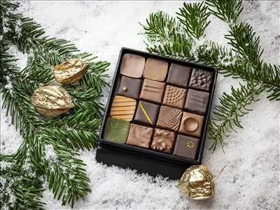 Photo Chocolatier n°203 dans le département 75 par INCROYABLES CHOCOLATS