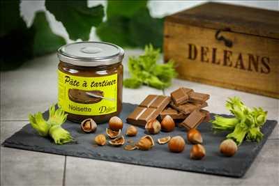 Exemple Chocolatier n°217 zone Marne par francesca