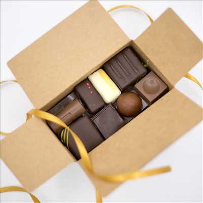 Exemple Chocolatier n°385 zone Pas de Calais par ChocolatSTEHLE