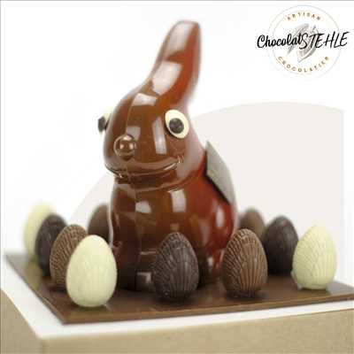 Photo Chocolatier n°386 à Lens par ChocolatSTEHLE