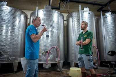 Exemple Producteur de vin n°397 zone Haut Rhin par Domaine Huber & Bléger