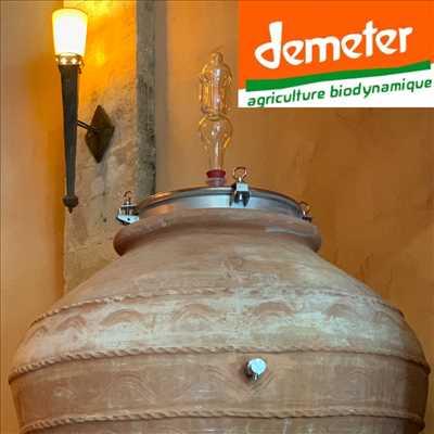 Exemple Producteur de vin n°493 zone Gard par Diane