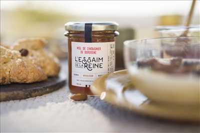 Exemple Producteur de miel n°645 zone Gironde par Joanna