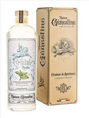 Exemple Producteur de vin n°661 zone Puy de Dôme par SEBASTIEN
