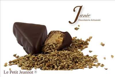 Exemple Chocolatier n°701 zone Tarn par Janie
