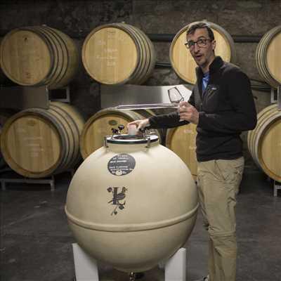 Exemple Producteur de vin n°793 zone Hérault par LES PAPILLEUSES