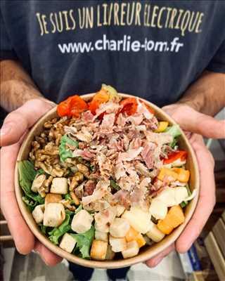 Exemple Restaurant n°801 zone Gironde par Brice